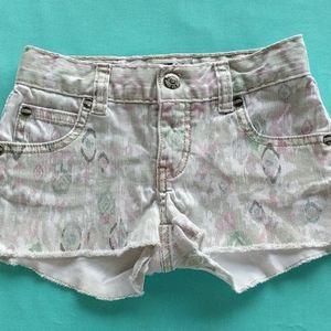 Peek Dungarees Girls Shorts